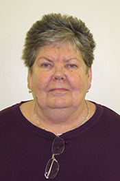 Hilary Morris, Allotments Rep
