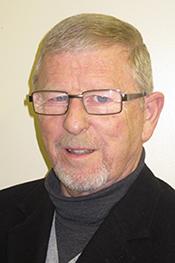 Keith Pearson, Chair of Parish Council